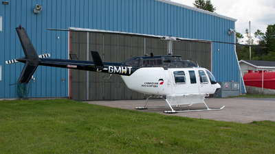 C-GMHT - Bell 206L LongRanger - Canadian Helicopters