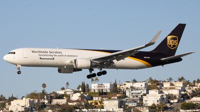 N347UP - Boeing 767-34AF(ER) - United Parcel Service (UPS)