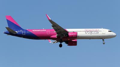 HA-LVA - Airbus A321-271NX - Wizz Air