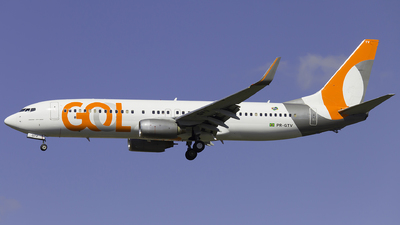 A picture of PRGTV - Boeing 7378EH - GOL Linhas Aereas - © Roger Rodrigues