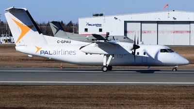 C-GPAU - Bombardier Dash 8-106 - Provincial Airlines