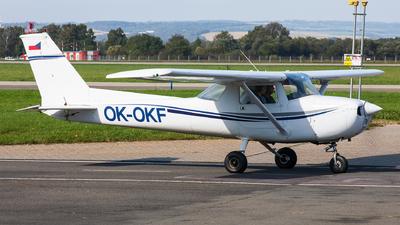 OK-OKF - Reims-Cessna F150M - OK Air