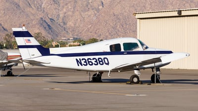 N3638Q - Beechcraft A23 Musketeer - Private