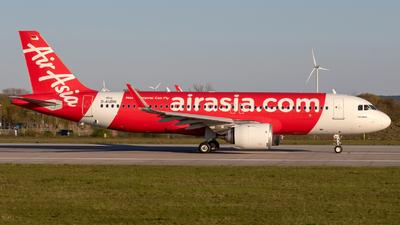 D-AUBW - Airbus A320-251N - AirAsia