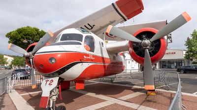 F-ZBAU - Conair S-2 Turbo Firecat - France - Sécurité Civile