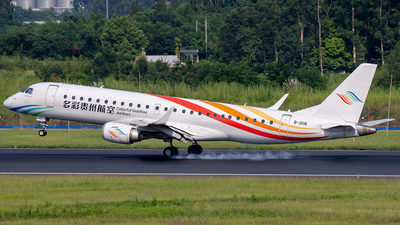 B-3116 - Embraer 190-100LR - Colorful Guizhou Airlines