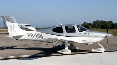 PR-RIB - Cirrus SR22-GTSx G3 Turbo - Private