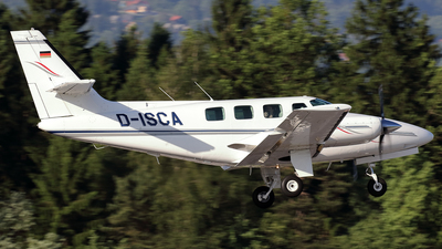 A picture of DISCA - Cessna T303 Crusader - [T30300175] - © Borut
