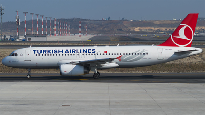 TC-JPI - Airbus A320-232 - Turkish Airlines