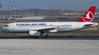 A picture of TCJPI - Airbus A320232 - Turkish Airlines - © Furkan Borakazi