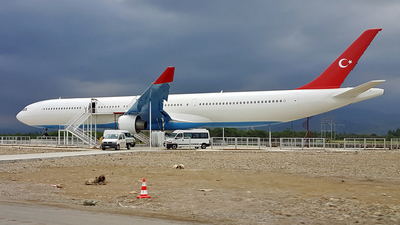 TC-JDK - Airbus A340-311 - Private