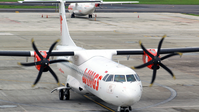 A picture of PKWHQ - ATR 72600 - Wings Air - © Firstian Wirayuda