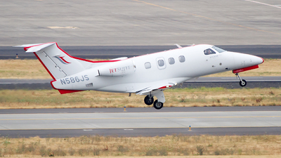 N586JS - Embraer 500 Phenom 100 - JetSuite Air