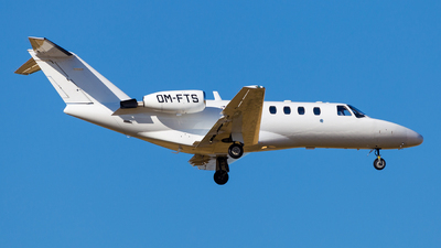 OM-FTS - Cessna 525A CitationJet 2 - Elite Jets