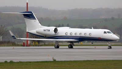 N475M - Gulfstream G450 - Private
