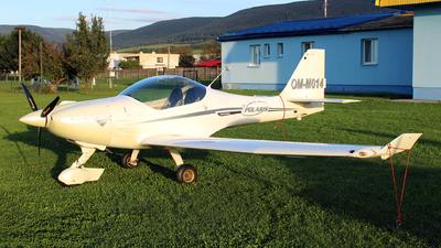 OM-M014 - FK-Lightplanes FK-14 B2 Polaris - Private