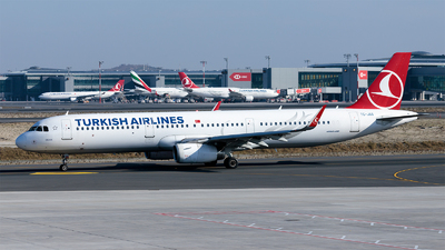 A picture of TCJSS - Airbus A321231 - Turkish Airlines - © Ömür Sadikoglu