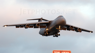 68-0216 - Lockheed C-5A Galaxy - United States - US Air Force (USAF)