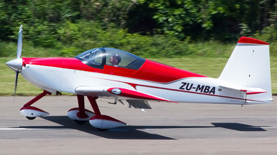 ZU-MBA - Vans RV-7A - Private