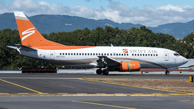N531AU - Boeing 737-3B7 - Swift Air