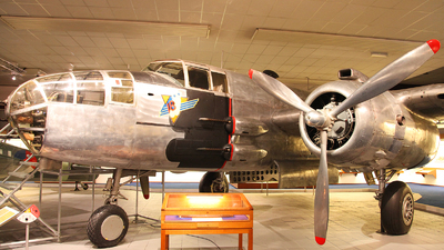 M-464 - North American B-25J Mitchell - Netherlands - Royal Air Force