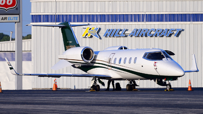 N92NS - Bombardier Learjet 60 - Private