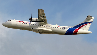 EC-JRP - ATR 72-212(F) - Swiftair