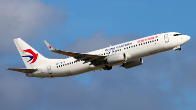 B-7876 - Boeing 737-89P - China Eastern Airlines
