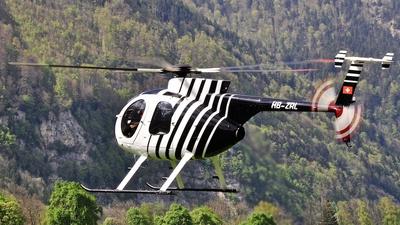 HB-ZRL - Hughes 369D - Private