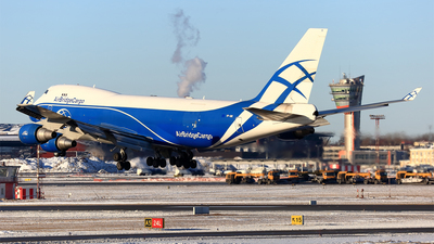 VP-BIK - Boeing 747-46NERF - Air Bridge Cargo