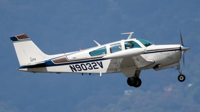 N9032V - Beechcraft F33A Bonanza - Private