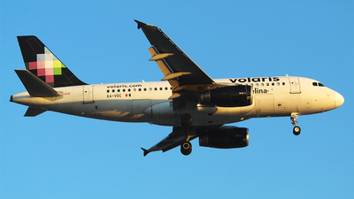 A picture of XAVOC - Airbus A319132 - Volaris - © Alejandro Aceves
