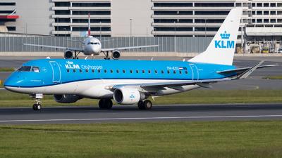 A picture of PHEXU - Embraer E175STD - KLM - © Michael Musil