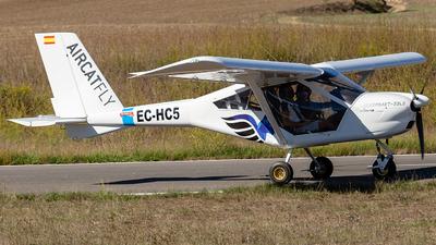 EC-HC5 - Aeroprakt A22L2 Foxbat - AirCatFly