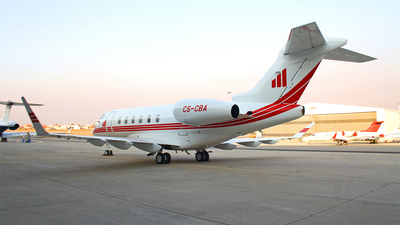 CS-CBA - Bombardier BD-100-1A10 Challenger 350 - Private