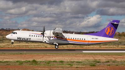 A picture of VHYWV - ATR 72500 - [0761] - © Johno Neilsen