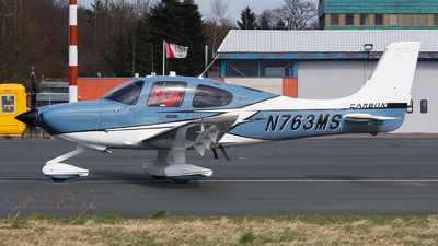 N763MS - Cirrus SR22-GTS G6 Carbon - Private