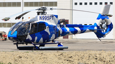 N995PT - Eurocopter EC 130B4 - Private
