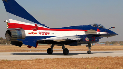 02 - Chengdu J10A - China - Air Force
