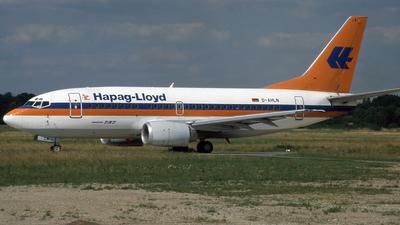 D-AHLN - Boeing 737-5K5 - Hapag-Lloyd