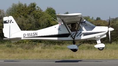 D-MASN - Ikarus C-42 - Private