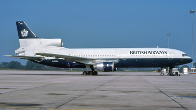 G-BHBL - Lockheed L-1011-200 Tristar - British Airways