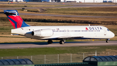 A picture of N966AT - Boeing 7172BD - Delta Air Lines - © Ksavspotter