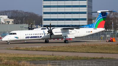 D-ADHR - Bombardier Dash 8-Q402 - US-Bangla Airlines
