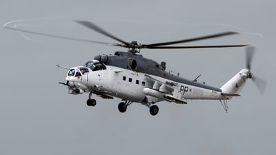 3370 - Mil Mi-35M Hind - Czech Republic - Air Force