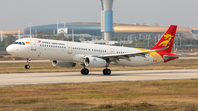 B-302V - Airbus A321-231 - Capital Airlines