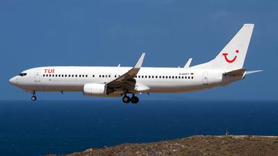 D-AHFT - Boeing 737-8K5 - TUI