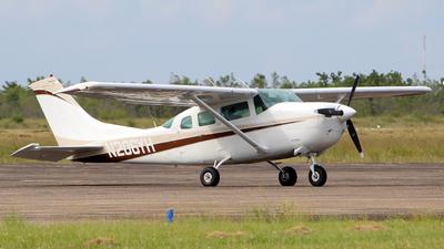 N206YH - Cessna U206G Stationair - Private
