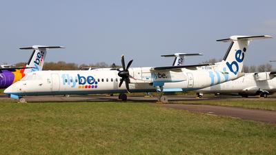 A picture of GECOA - De Havilland Canada Dash 8400 - [4180] - © Daniel Klein