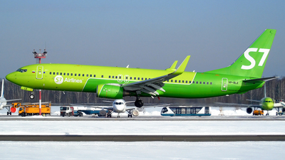 A picture of VPBLE - Boeing 7378Q8 - S7 Airlines - © Timofey Panteleev